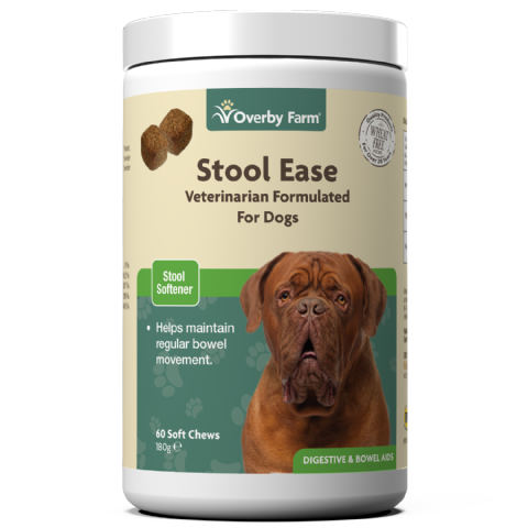 Stool Ease For Dogs Soft Chews 60pcs